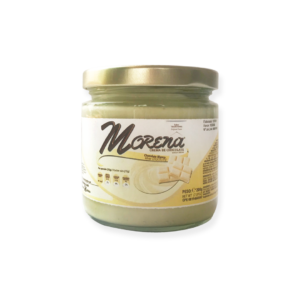 Morena® Chocolate Blanco 200 gr