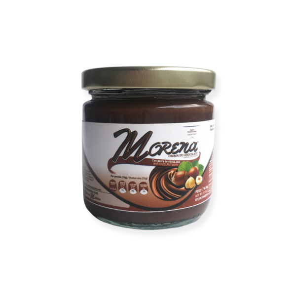 Morena® Chocolate con Avellana 200 gr
